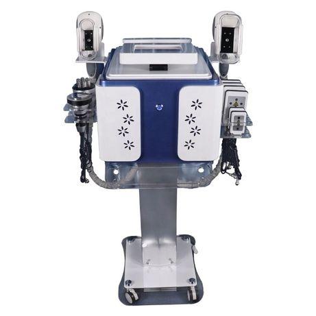 Maquina Criolipolise Dupla + Cavitação +RadioFrequencia + LipoLaser