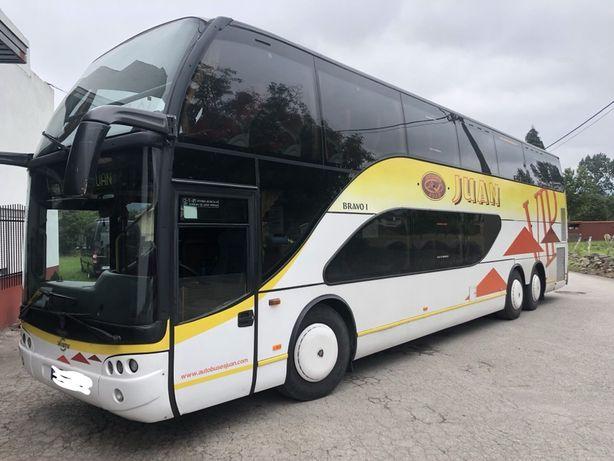 Заказ, аренда двухэтажного автобуса, пассажирские перевозки