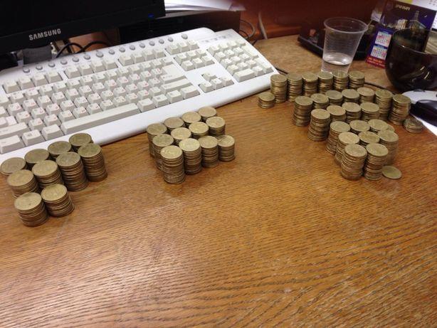 Продам монети гривня 1 грн.