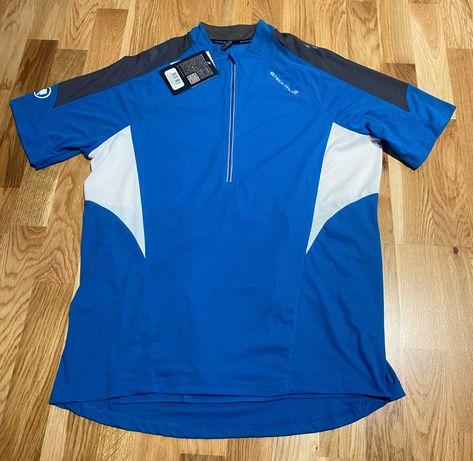 Nowa koszulka rowerowa Endura Hummvee Lite S/S XL MTB Enduro DH