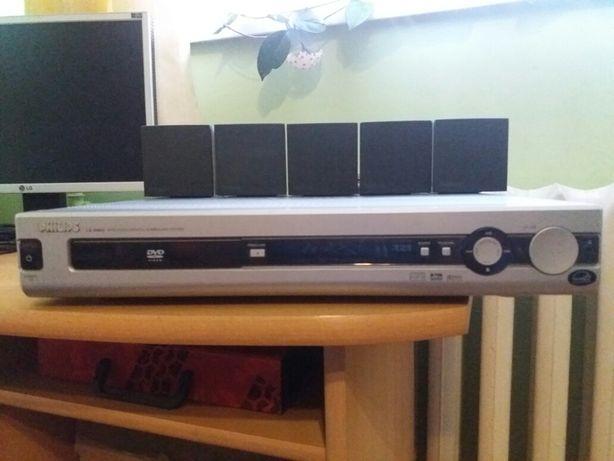 5 glosnikow do kina domowego Philips LX 3000D/22S