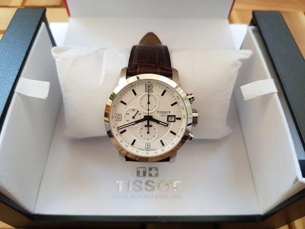 Jak nowy męski Zegarek TISSOT PRC200 PRC 200 T055.427.16.017.00