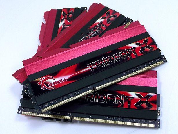 Оперативная память G.Skill Trident X DDR3 2666C11 16Гб