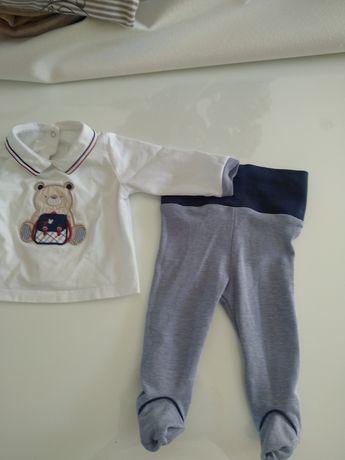 Conjuntos roupa Mayoral bebé menino