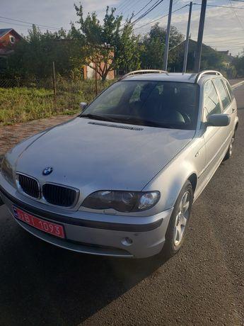 Авто BMW e46 1.8