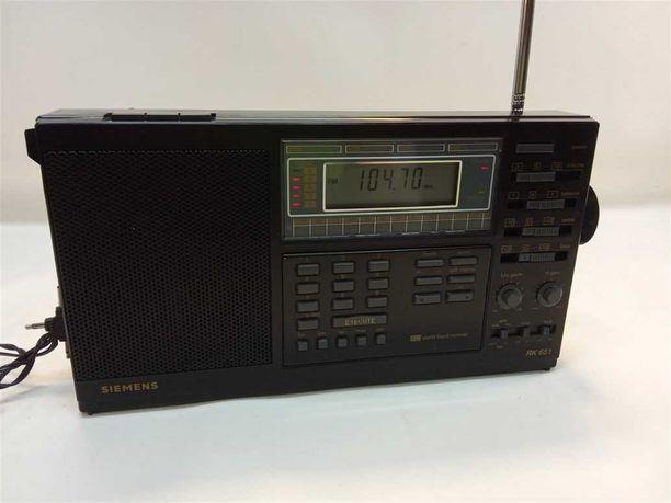Sprzedam radio globalne Siemens RK 651 - SSB