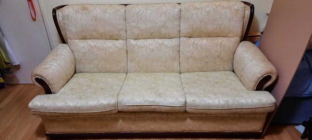 Vendo sofá cama 3 lugares