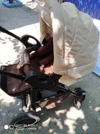 Срочно продам детскую коляску 2 в 1 !!!