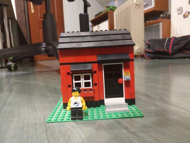 Lego city domek.