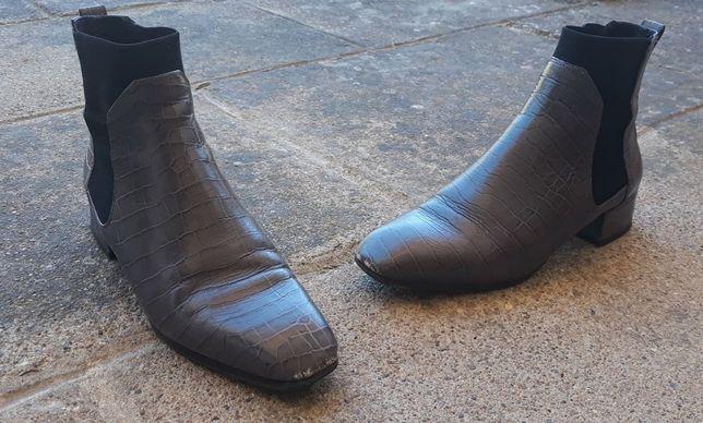 Botas da Massimo Dutti