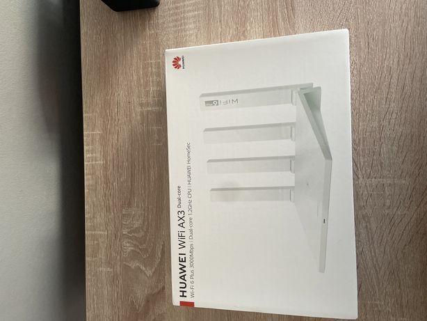 Router da Huawei wifi ax3 dual-core