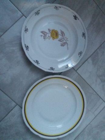 porcelana PRL  Talerze duże 33cm Ćmielów