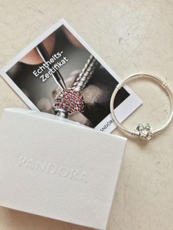 Pandora Bransoletka Disney Myszka Miki Minnie 16 cm