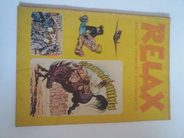 Relax #21 - mag komiksowy