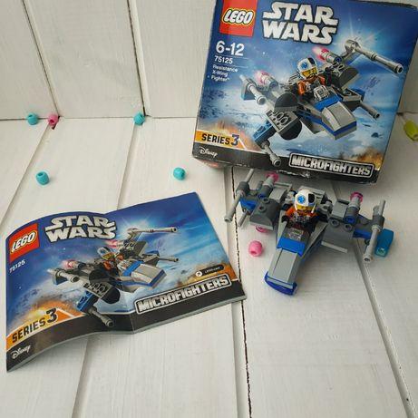 Конструктор lego самолёт