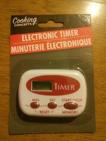 Кухонный таймер (секундомер), Cooking timer