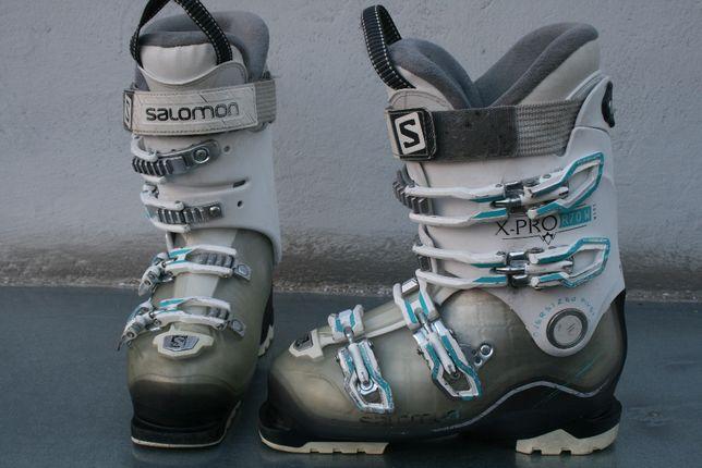 buty narciarskie damskie Salomon X -Pro R70 W rozmiar 38 (24,5 cm)