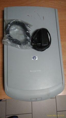 Skaner HP scanjet 2300c