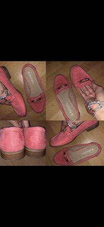 Лоферы макасы туфли