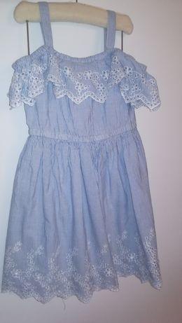 Sukienka Hiszpanka z haftem PRIMARK roz. 116