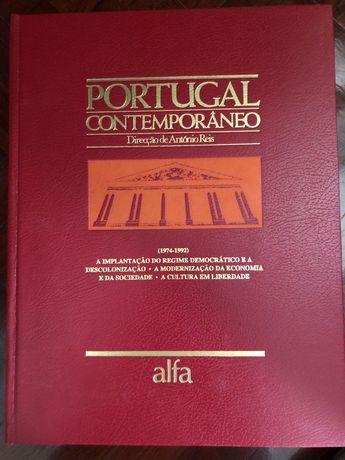 Portugal Contemporãneo com a Direção de António Reis