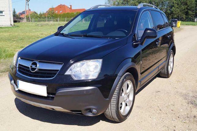 Ładny Opel Antara 4x4 Cosmo zamiana