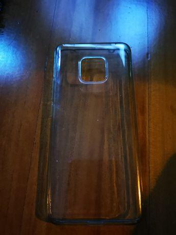 Capa de silicone hauwei mate 20 pro com portes incluídos