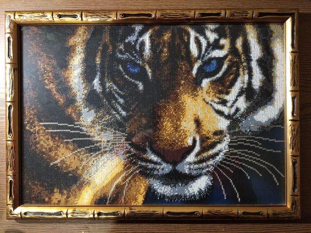 Картина бисером 36х50 см