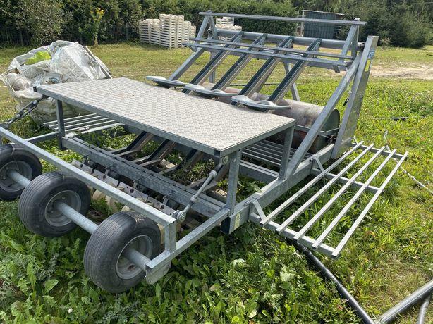 Maszyna do sadzenia warzyw /flancowania / rozsady