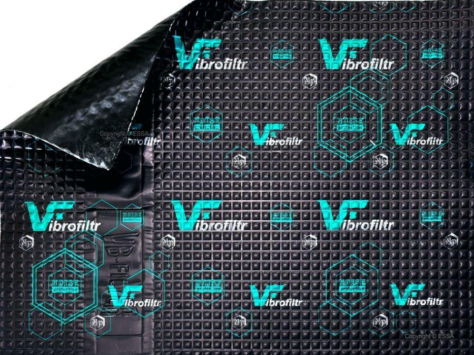 Wytłumienie,maty Vibrafiltr 1,5 PRO wyciszenie samochodu, Bas Audio Skrzyszów - image 1