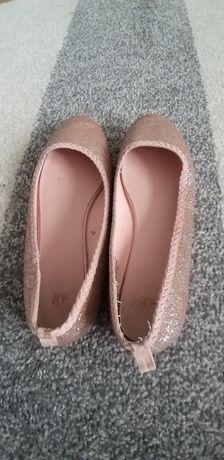 Baletki H&M rozm.35
