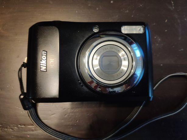 Цифровой фотоаппарат NIKON Coolpix L20 Black