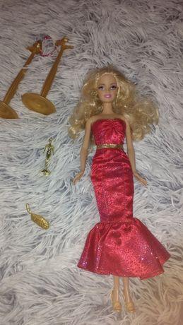 Lalka Barbie gwiazda Hollywood