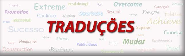 Traducções Espanhol-Português e Português-Espanhol