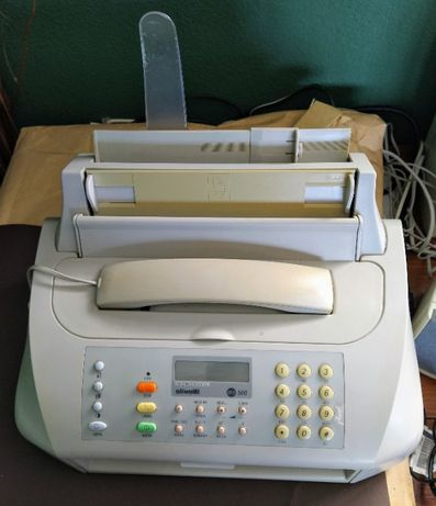 Fax Olivetti usado