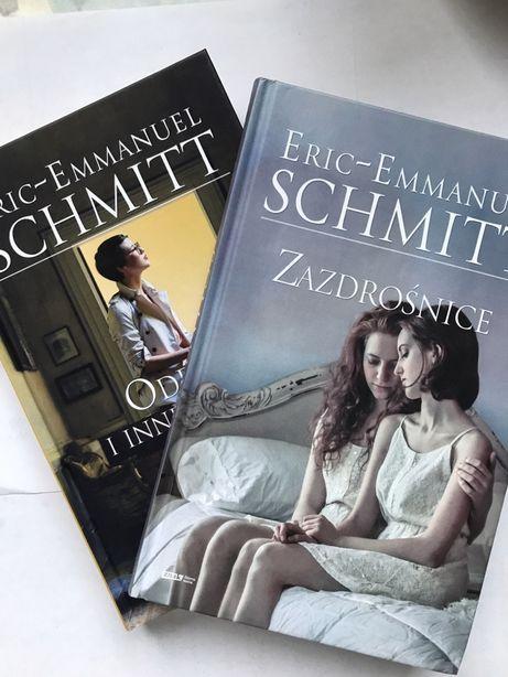 """Książki """"Zazdrośnice"""" i """"Odette i inne historie miłosne"""""""