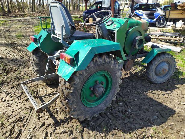 Traktor ciągnik sam s18