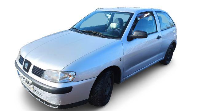 SEAT IBIZA 2001 r. polift, 1.9 SDI, ekonomiczny silnik 5L/100km