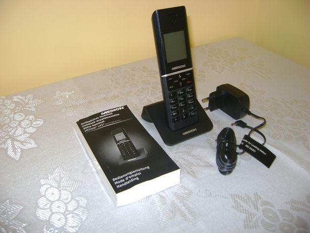 dodatkowa słuchawka Medion do telefonu stacjonarnego zasilacz