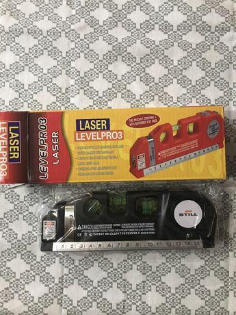 Poziomnica laserowa