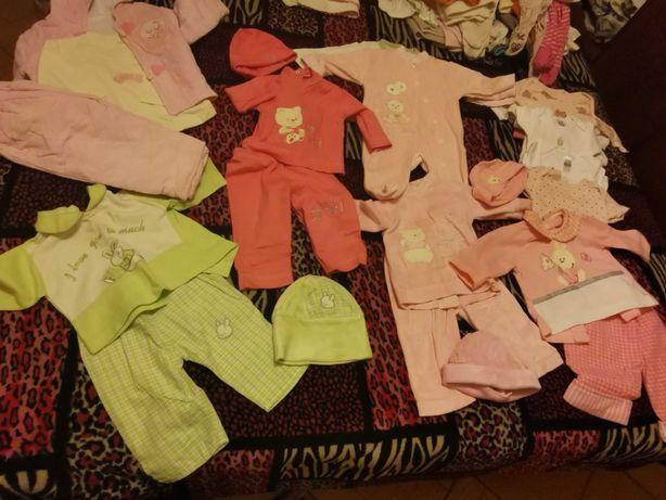 Lote roupa de bebé