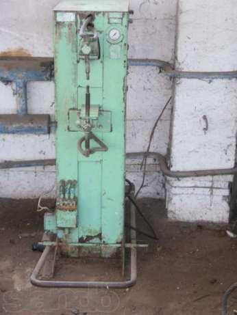 Продам машину точечную пневматическую типа МТ-602