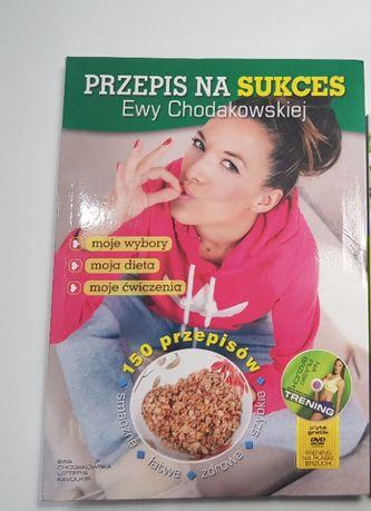Ewa Chodakowska Przepis na sukces z płytą DVD