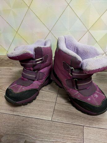 Термо сапоги 28,27,сапожки ,угги, зимняя обувь для девочки