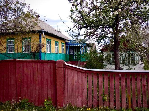 Продается дом 80м² + участок 32 сотки в с.Нежинское (150км от Киева)