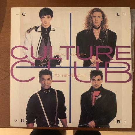 "Culture Club - ""From Luxury To Heartache"" album vinil"