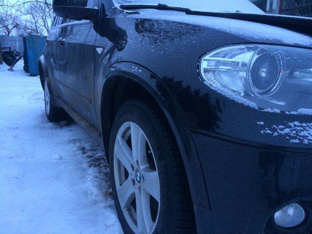 BMW X5 X6 е53 e70 крыло фара бампер фонарь дверь крышка багажника ляда