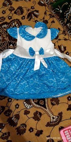 Платье 92 р. на 2 года