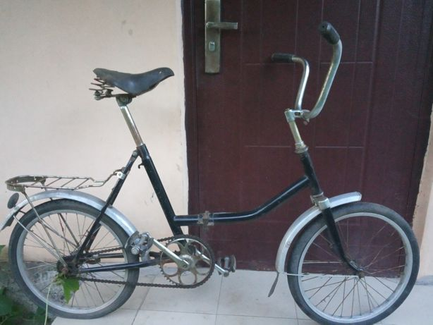 Велосипед удобный, компактный. Срочная распродажа!