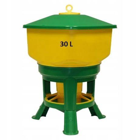 Karmidło automatyczne dla drobiu,kur,indyków czy bażantów